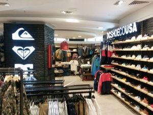 Fashion establishments