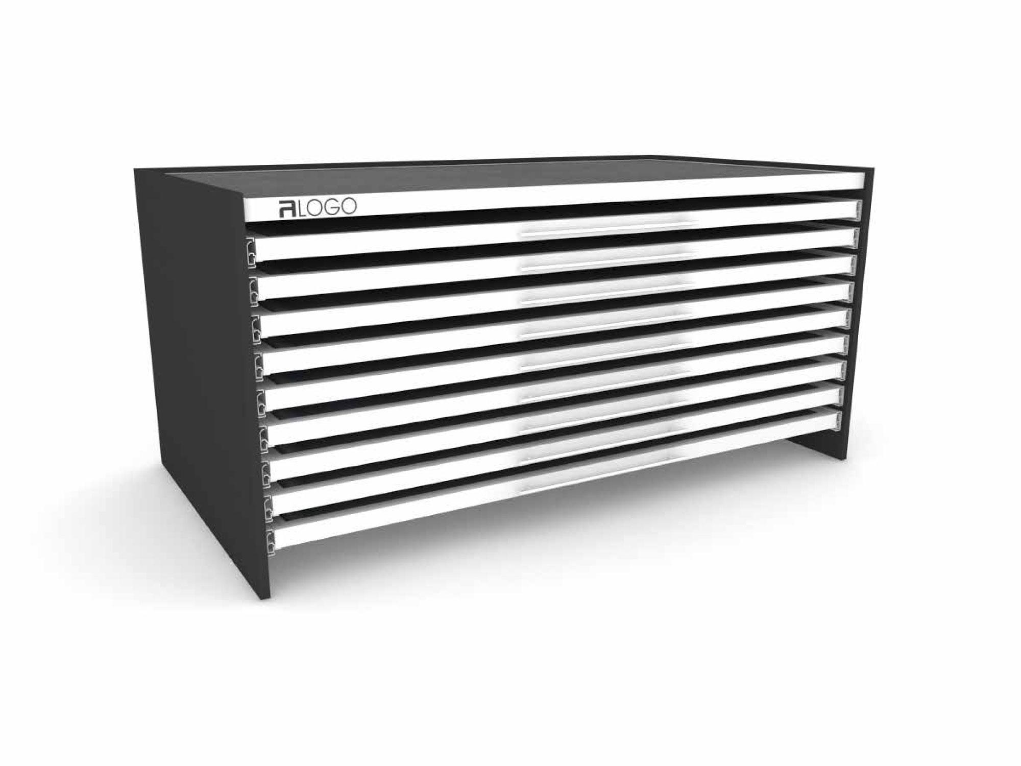 01 Tray Box 91P - TRAY BOX