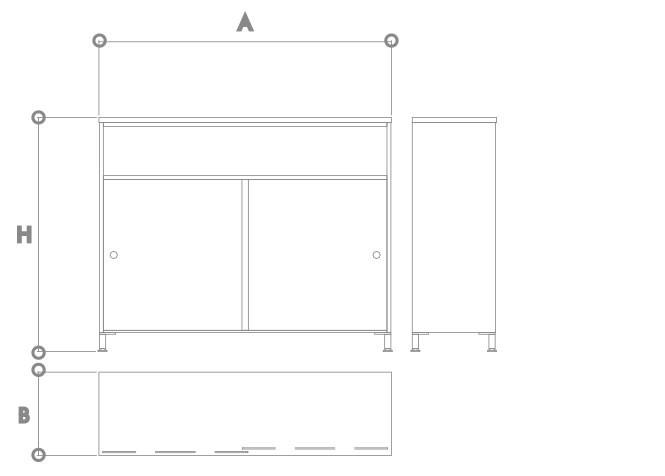AUXILIARY BOX D1400