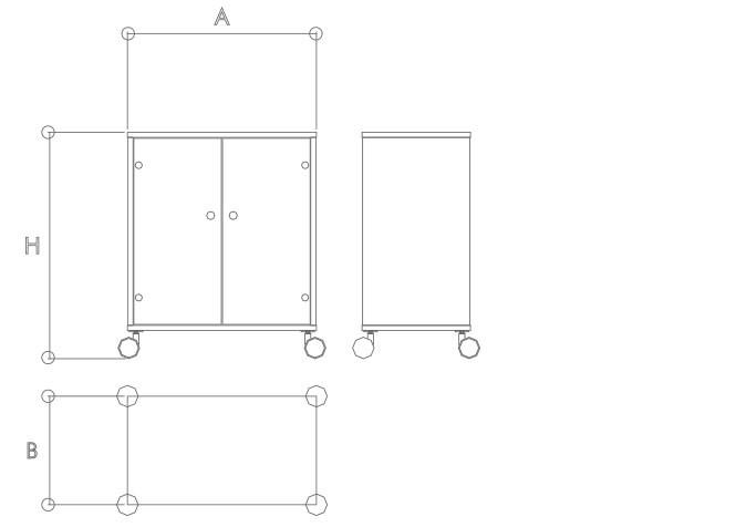 AUXILIARY BOX F700