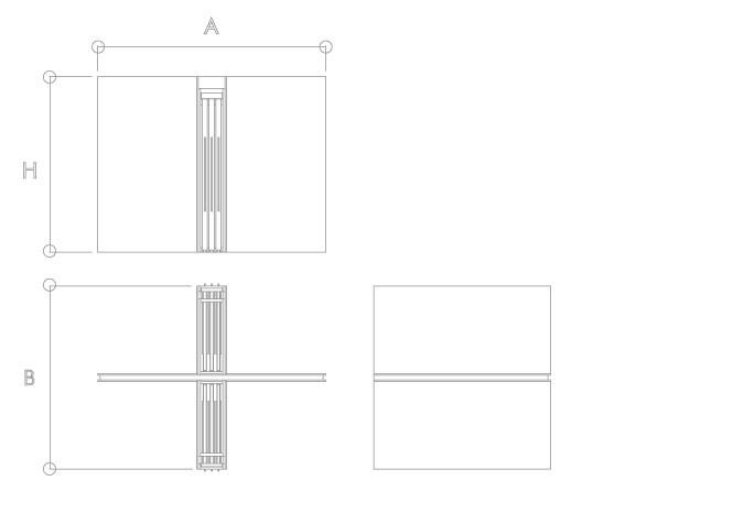 Cabin 4A + 2 Screen Tenos 3P