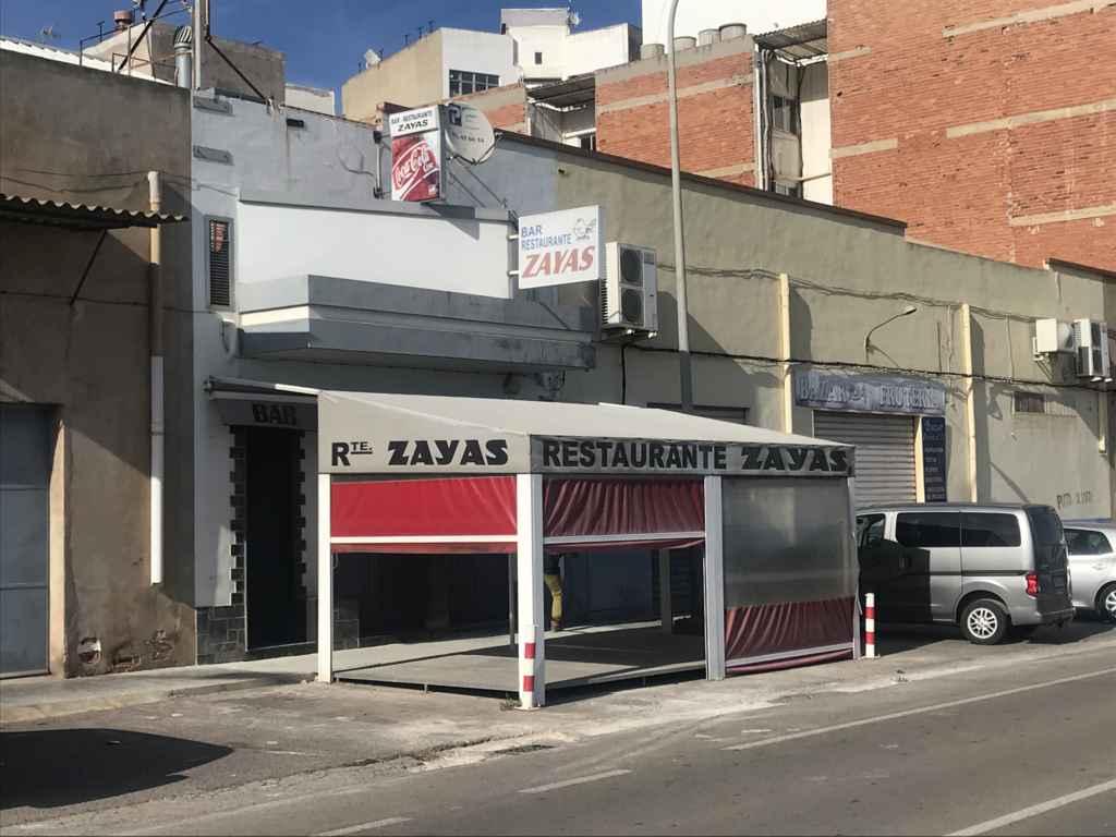 Image20 - Reforma Restaurante ZAYAS - La Vilavella