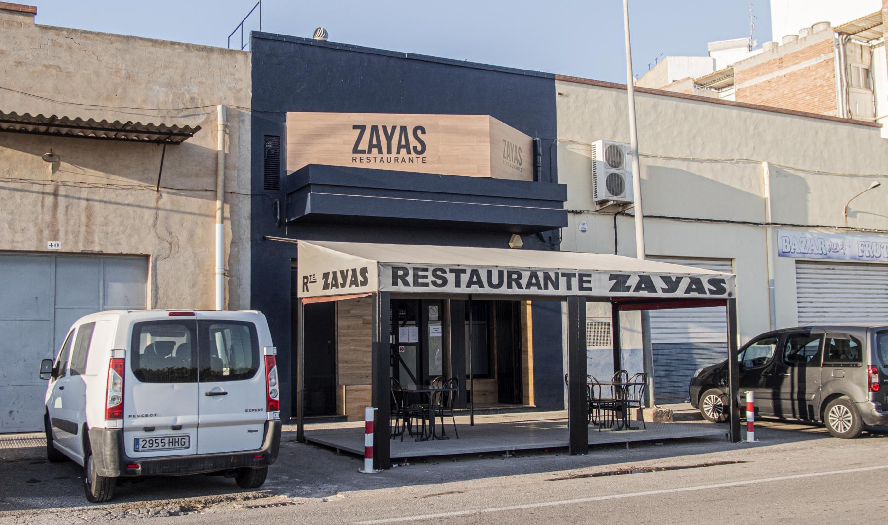 P1040680 1827x1080 - Reforma Restaurante ZAYAS - La Vilavella