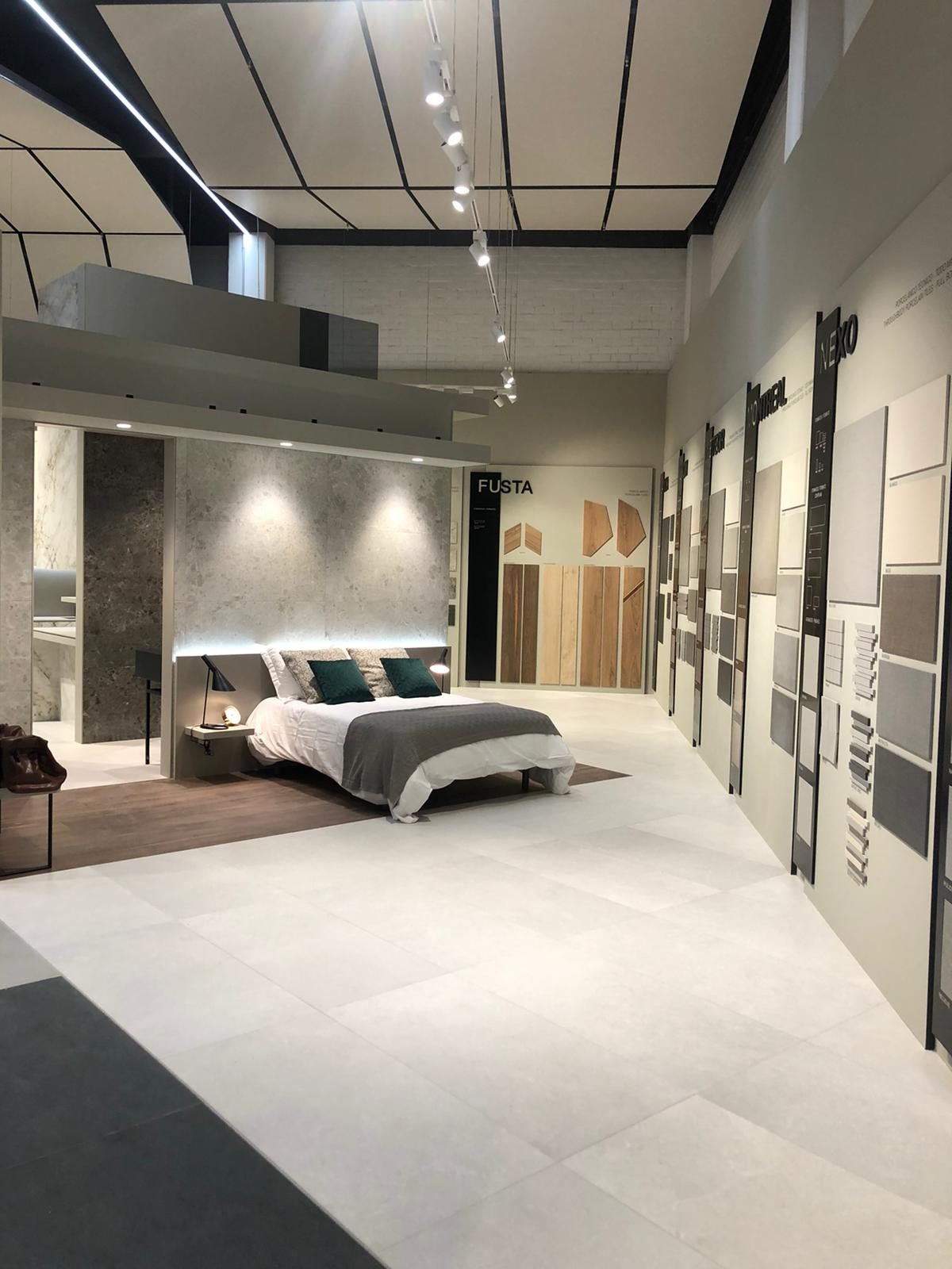 Fustecma – Nuevo showroom de GRESPANIA